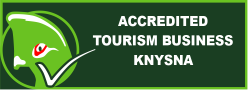 Accepted tourist business Knysna - certificate